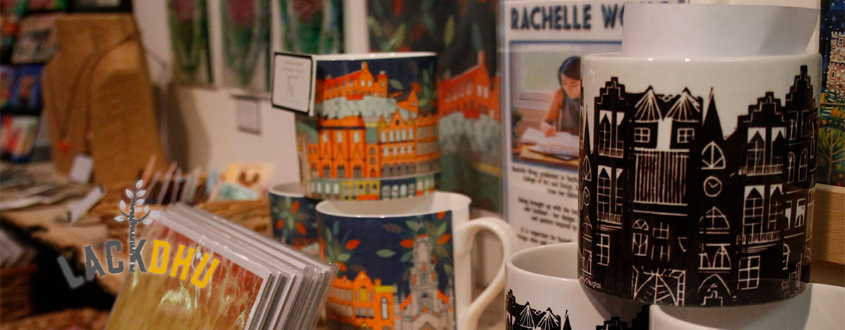 Lackdhu picture framing arts gifts candlemaker row edinburgh