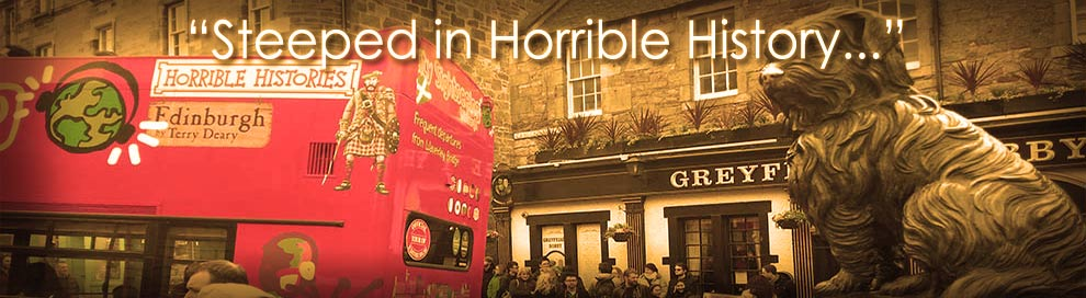 greyfriars bobby pub dog tour bus